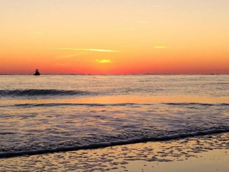 Sunrise Walking the Wild Dunes Beach!