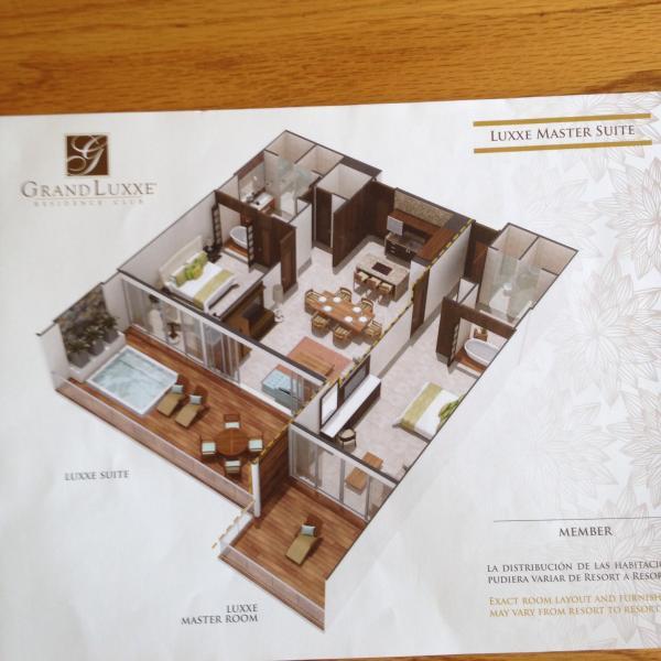 Basic floor plan