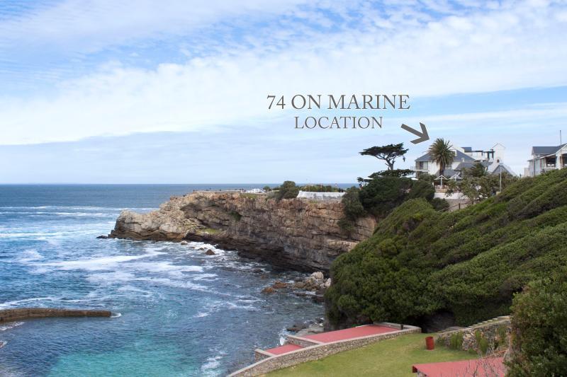 74 on Marine - Apartment 103, holiday rental in Onrus