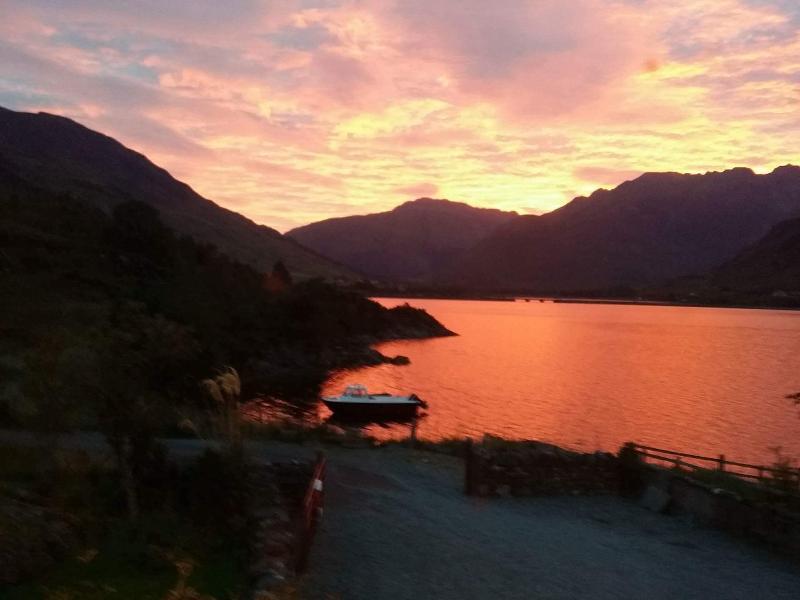 Loch Duich morning