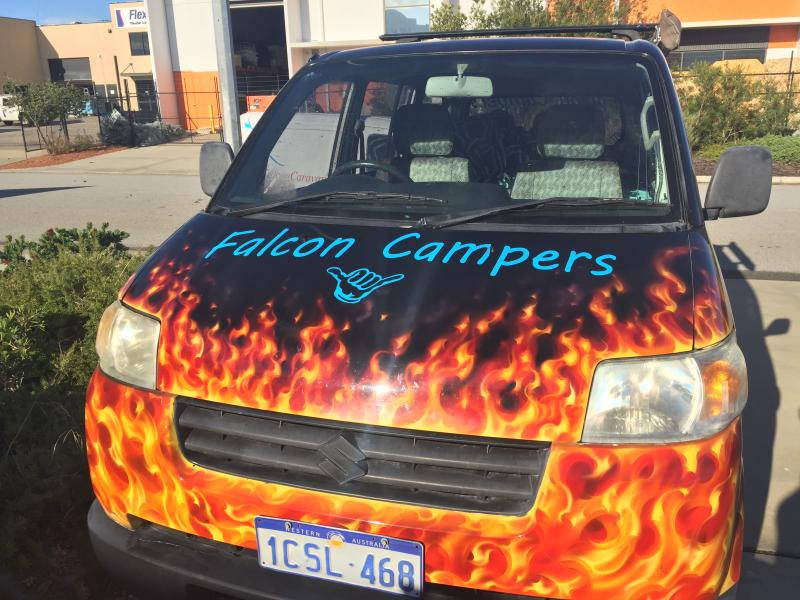 Hire this epic Campervan to ride in style. Perfect for your weekend getaway or a monthlong journey.