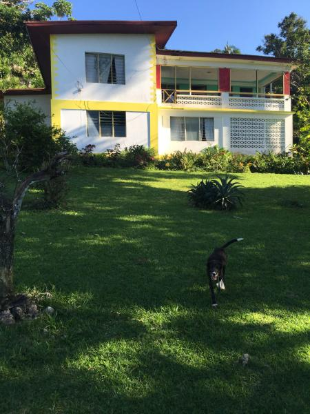 Villa Paola Jamaica, holiday rental in Port Antonio