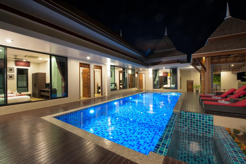 Narintara Villa 4 Bedroom Pool Villa (Villa 5), holiday rental in Ao Nang