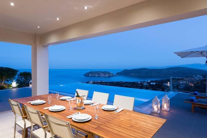 Villa Amethyst - Elounda Luxury Villas, holiday rental in Agia Paraskevi