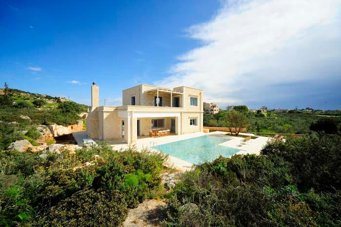 Villa Aeriko, holiday rental in Akrotiri