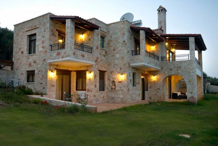 Villa Harmonia, holiday rental in Sirili