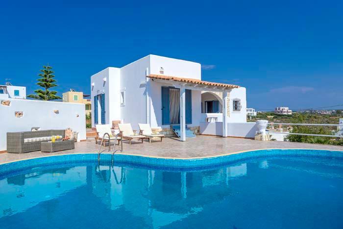 Villa Irida, holiday rental in Tersanas