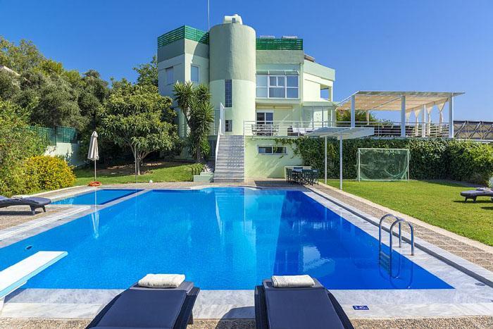 Villa Jasmine, holiday rental in Nea Kydonia