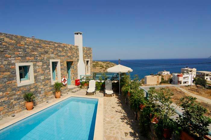 Villa Mouses, location de vacances à Mokhlos