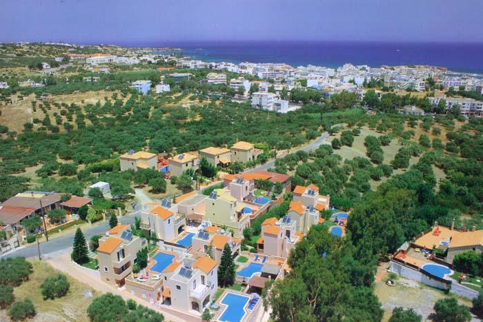 Nine Musses Villas (Thalia), vacation rental in Hersonissos