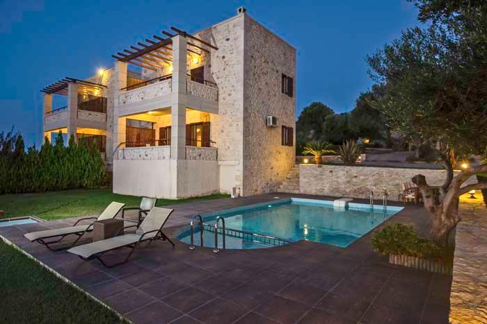 Villas Oreades, vacation rental in Giannoudion