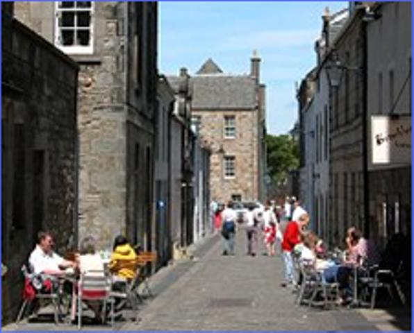 St Andrews Old Town