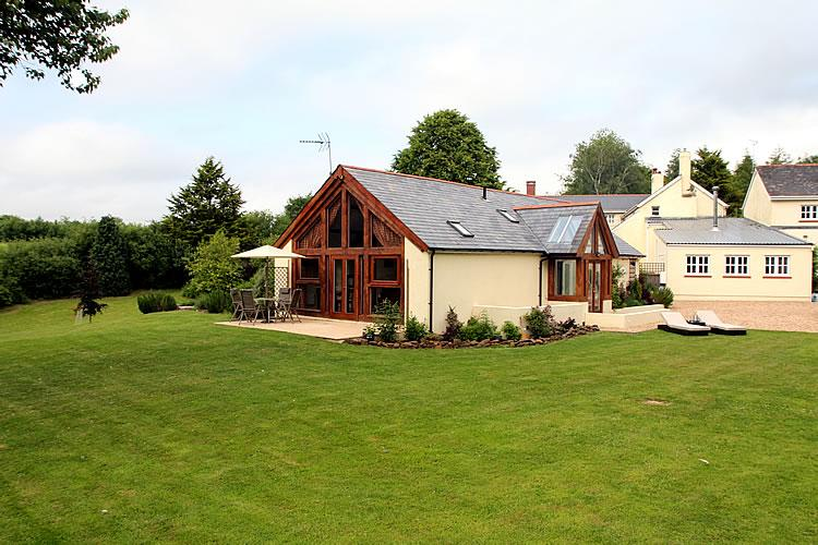 Redyeates Farm for larger groups - 5* Luxury Cottages - Perfect for family get togethers