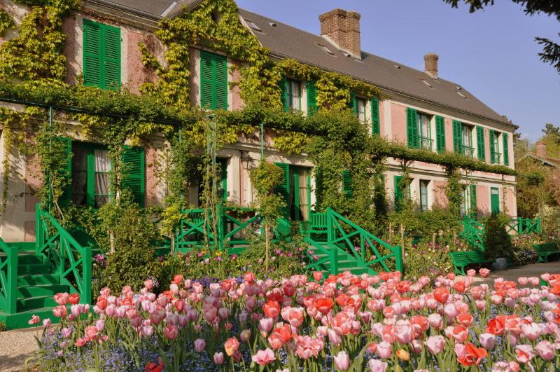 Giverny - 21 km