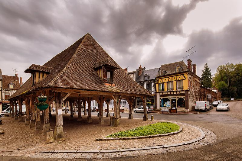 Lyons la Forêt - 27 km