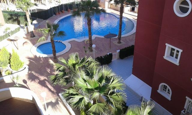 PM1a 2 bedroom 1 bathroom property for holidays, Ferienwohnung in Los Alcazares