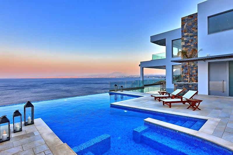 Poseidon Villa, holiday rental in Mades