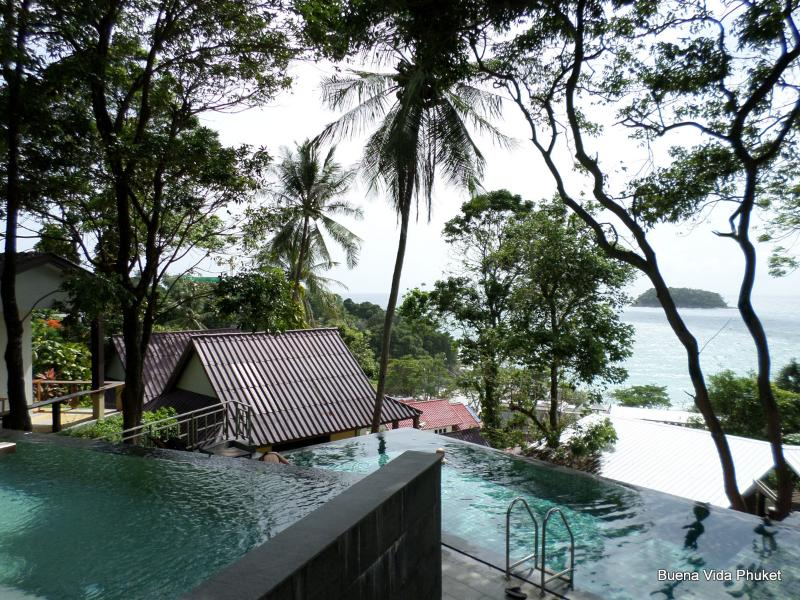 1 bed bungalow with Kata sea view, vacation rental in Kata Beach