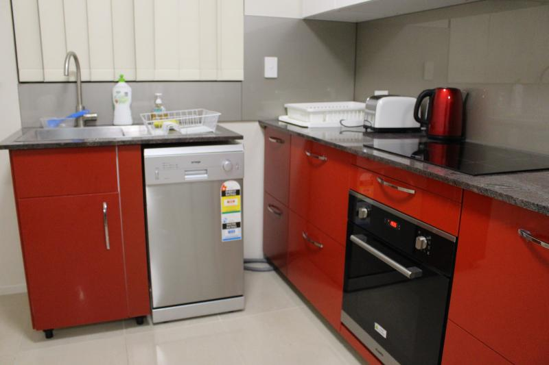 Nice fully equipped kitchen