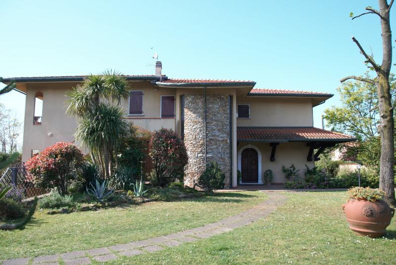 Villa Rosa, aluguéis de temporada em Montignoso