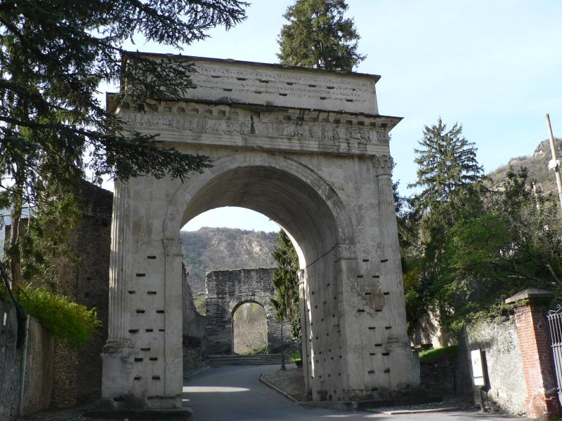Susa Arco d'Augusto