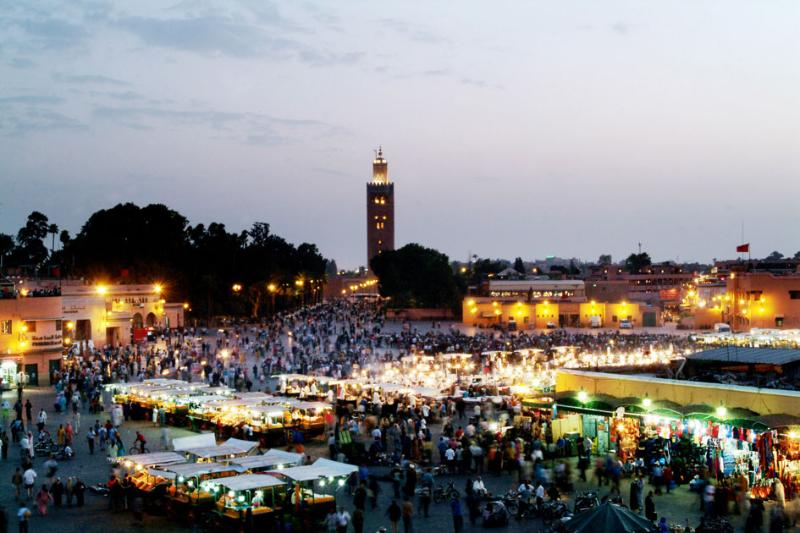 Welcome to Marrakech. Within walking distance to the Medina and only 10 mins by taxi.