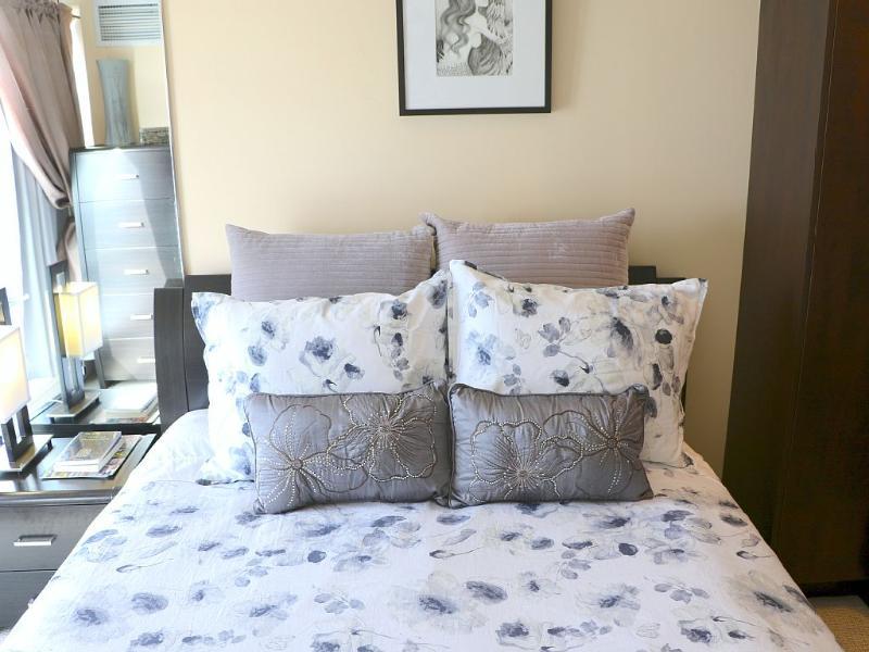 Luxurious Egyptian cotton Linens