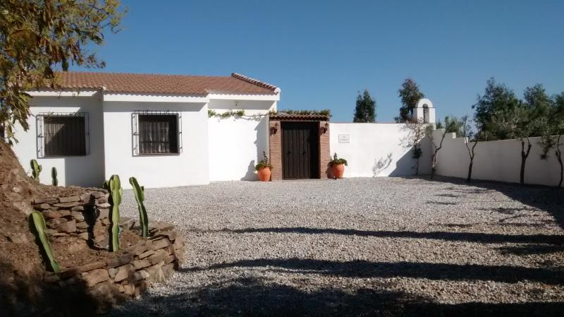 La Mexicana, Lovely secluded family villa with pool and the best views.