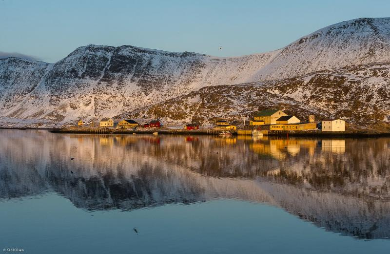 Tufjord Brygge - Fish Camp, holiday rental in Northern Norway