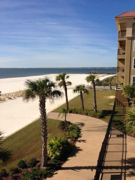 Beach Front Condo, holiday rental in Pass Christian