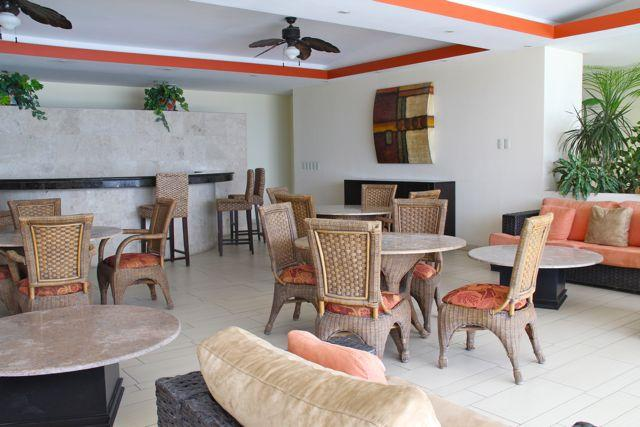 Lounge area available for gatherings (must book in advance).
