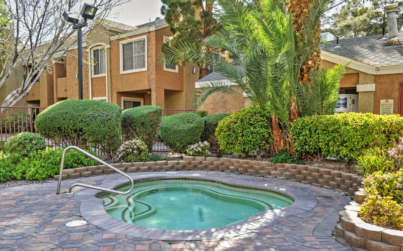 Enjoy access to a community pool, hot tub, and much more!