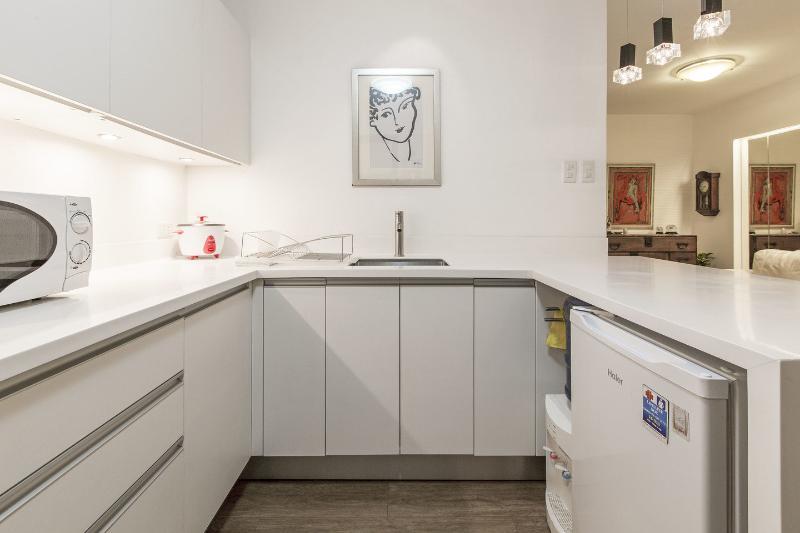 Refrigerator & free unlimited alkaline drinking water under kitchen counter...