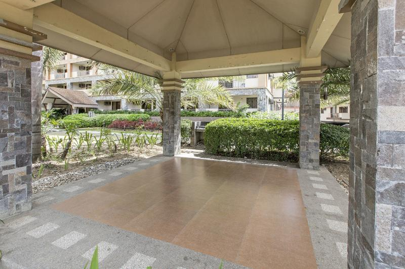 Larger BBQ Hut adjacent to Poolside. Chairs & Tables can be rented at minimal fee...