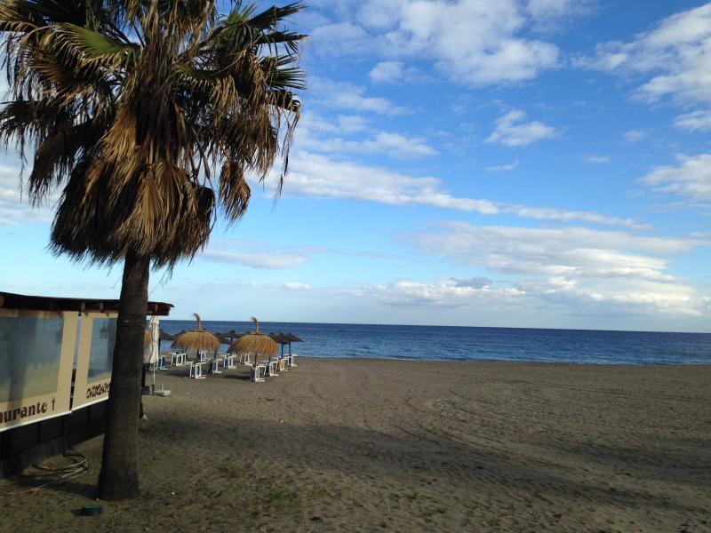 Playa de Estepona.