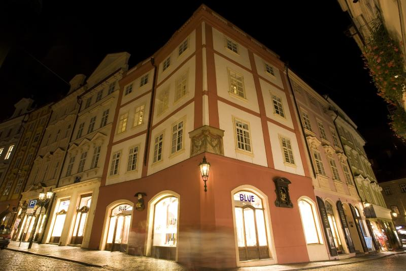 Building - night view