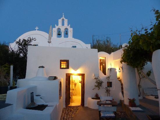 The House of the Singing Birds, location de vacances à Oia