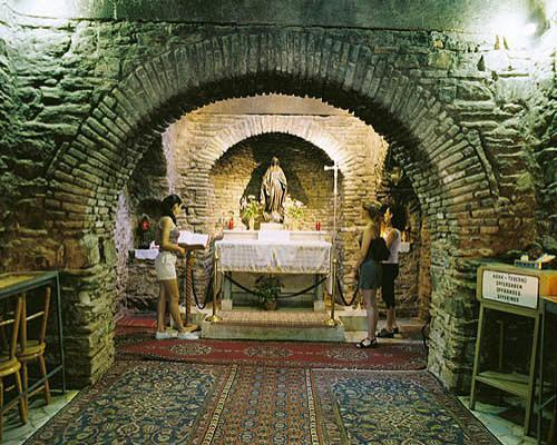 Mother Mary's House within 50 min drive