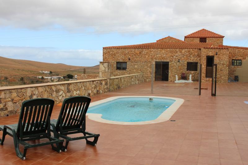 Casa Los Reyes, location de vacances à Triquivijate