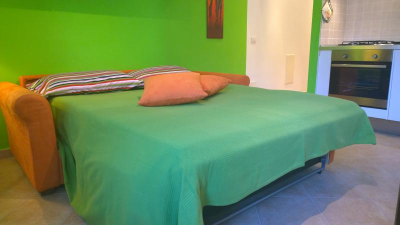 CASA ARMONIA MODERN ONE BEDROOM FLAT, Ferienwohnung in Chiavari