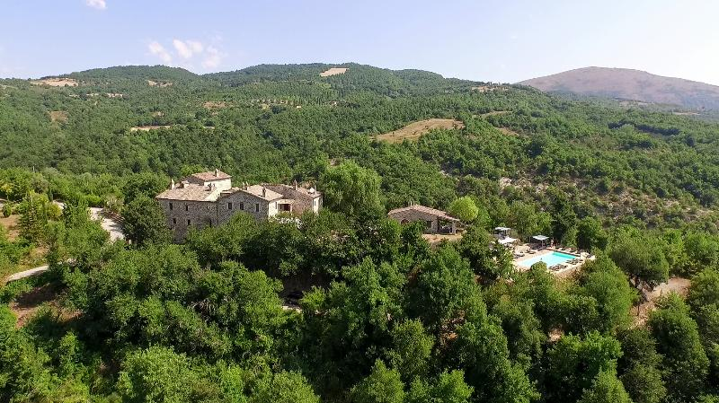 Relais l'Antico Convento -Charming Villa in Umbria, casa vacanza a Umbertide