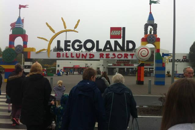 Take a trip to LEGOLAND.