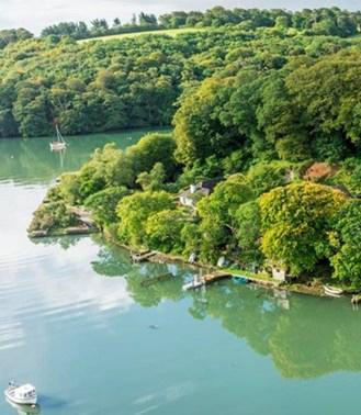 The stunning River Fal