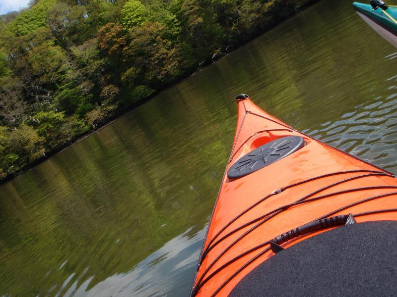 Get out on the river