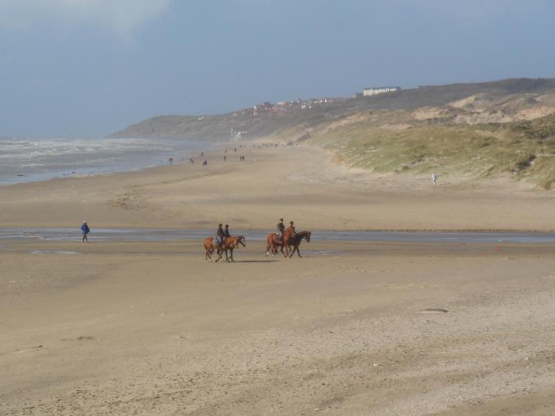 entre dunes préservées et la mer