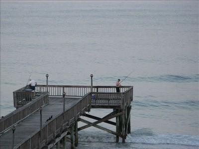 Private Pier only for Sand-dollar residents