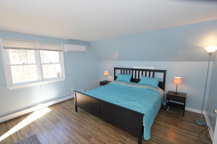 Second Floor Bedroom w/ King & Twin Futon