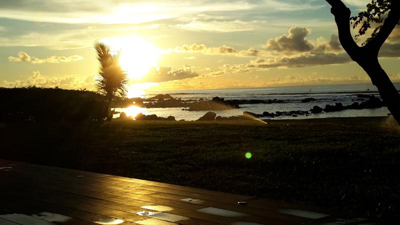 every night enjoy the Sunset from property