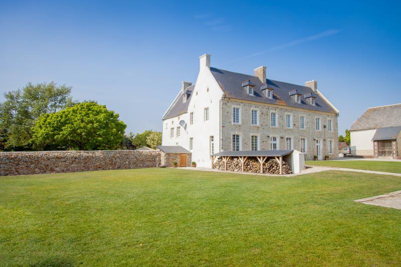 Le Clos de Blisse - Omaha Mansion, alquiler de vacaciones en Calvados