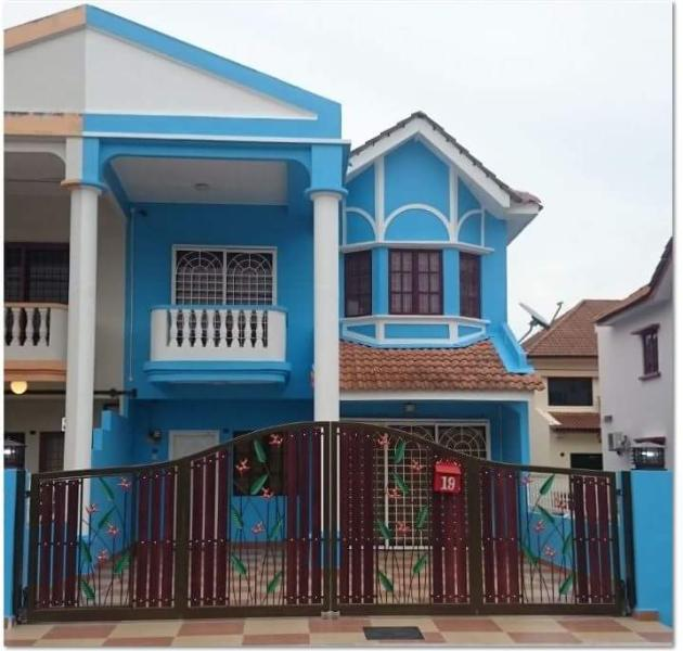 Skybook Homestay Malacca-Heritage Central Vacation, location de vacances à Malacca
